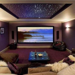 Home theater installaion image